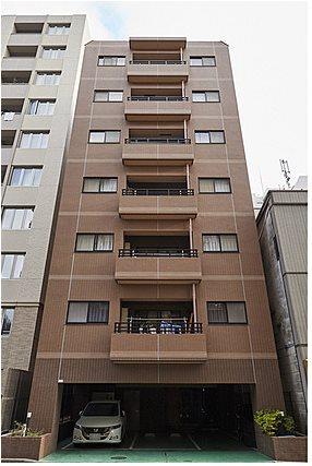 中央区佃2丁目のマンションの画像