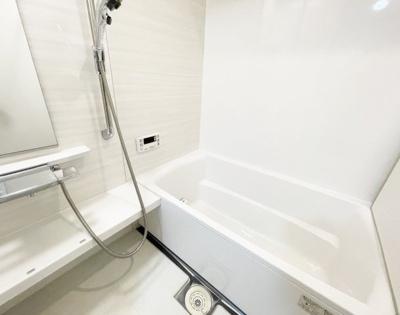 【浴室】プレヴィア和泉中央弐番館