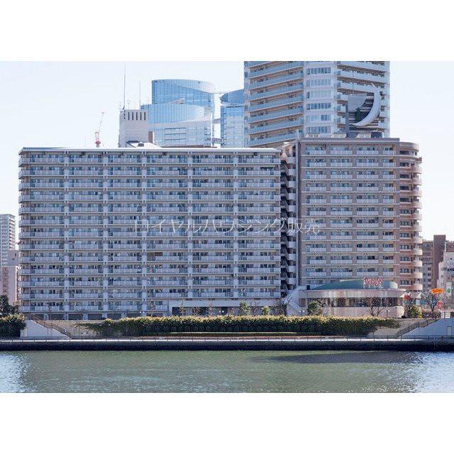中央区勝どき1丁目のマンションの画像