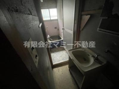 【浴室】智積町飲食店舗M