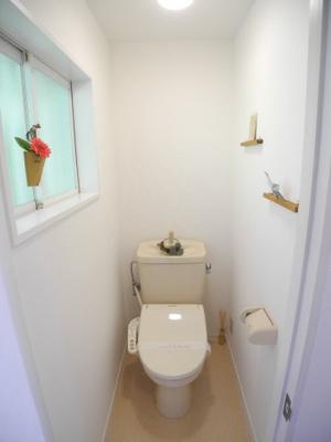 【トイレ】シャンベル白鳥
