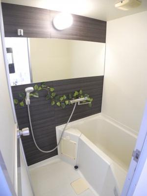 【浴室】シャンベル白鳥