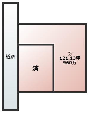 横田分譲2号地