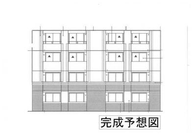 【外観】若柴マンション(026047101)