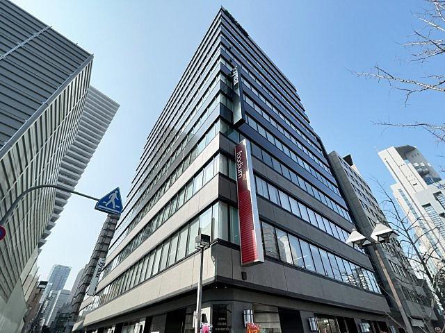 【外観】ザイマックス梅田新道ビル