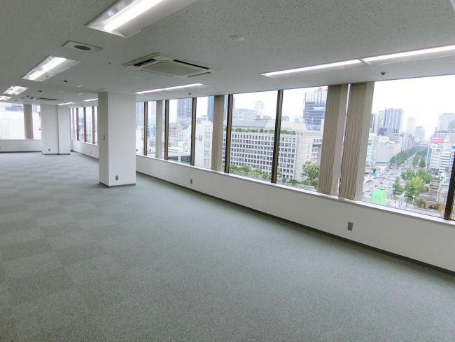 【内装】ザイマックス梅田新道ビル