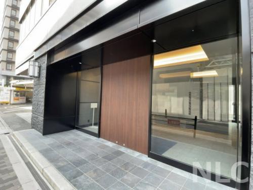 【エントランス】ザイマックス梅田新道ビル
