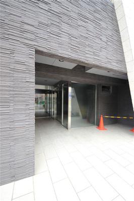 【エントランス】プロシード難波ディオスEI