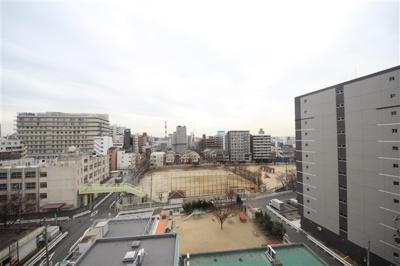 【展望】リッツ難波南Ⅱ
