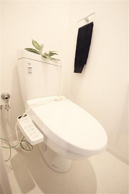 【トイレ】グランパシフィック芦原橋