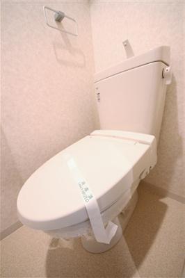【トイレ】Luxe難波西Ⅱ