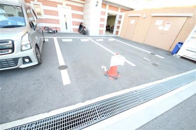 【駐車場】Luxe難波西I