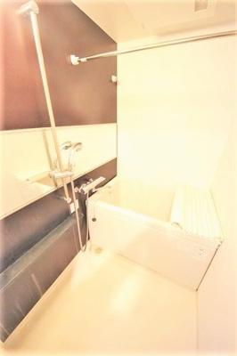【浴室】エステムコート難波Ⅲラグース