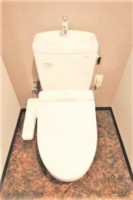 【トイレ】エステムコート難波Ⅲラグース
