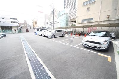 【駐車場】エスリード難波レジデンス