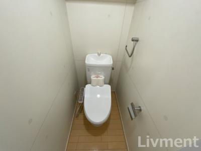 【トイレ】シハラマンションBビルド