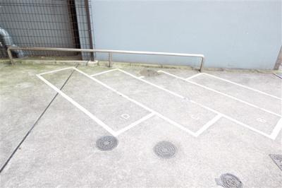 【駐車場】プレサンス難波リバーオアシス