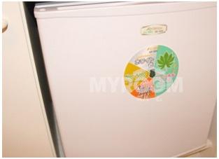 冷蔵庫は使わない場合食器棚等にお使い下さい。(同一仕様写真)