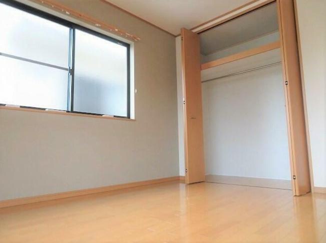 2階洋室7帖~全居室収納付き