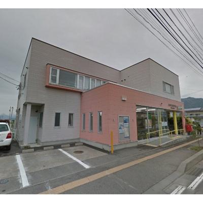 郵便局「上田古里郵便局まで906m」