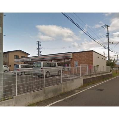 コンビニ「セブンイレブン上田古里店まで1307m」