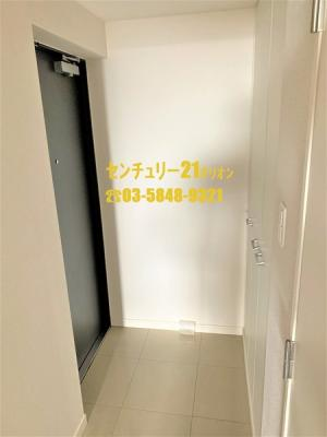 【玄関】emilive練馬(エミリブネリマ)