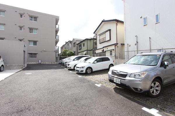 【駐車場】宮崎台北パークホームズ