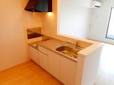 【キッチン】エクセレント平石B