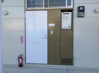 【玄関】レオパレスエターナルガーデン