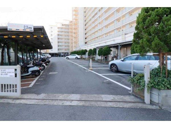 【駐車場】東武大師前サンライトマンション3号館