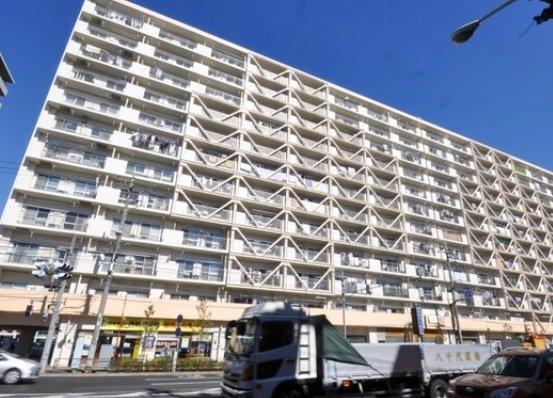 【外観】東武大師前サンライトマンション3号館