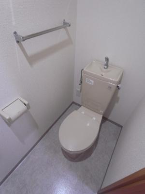 【トイレ】バウムガルテン