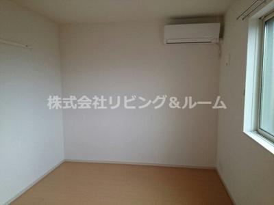 【内装】ア・ミューゼ・Ⅲ棟