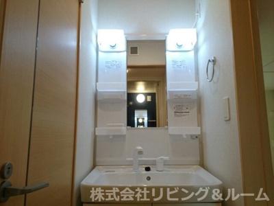 【洗面所】ア・ミューゼ・Ⅲ棟