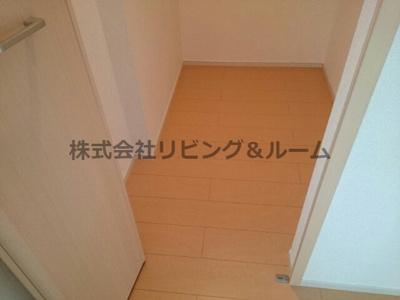 【収納】ア・ミューゼ・Ⅲ棟