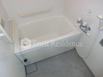 【浴室】山勇館