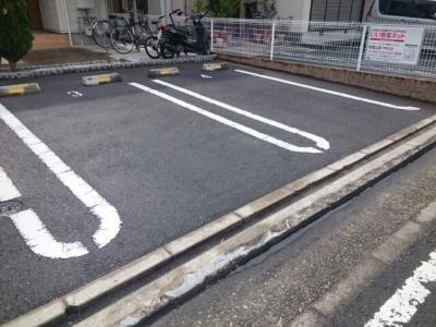 【駐車場】ハイツすず風