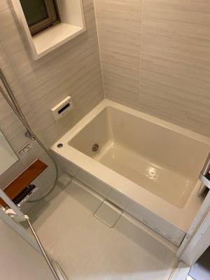 【浴室】ライオンズ蔵前レジデンス