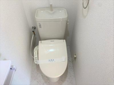 【トイレ】レクシア九条