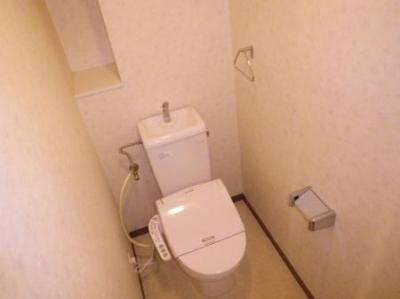 【トイレ】フレア・ブローリー