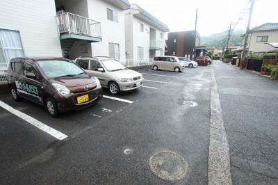【駐車場】シティハイツ西本B