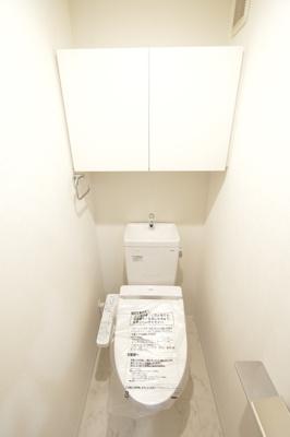 【トイレ】ルネサンスコート中目黒