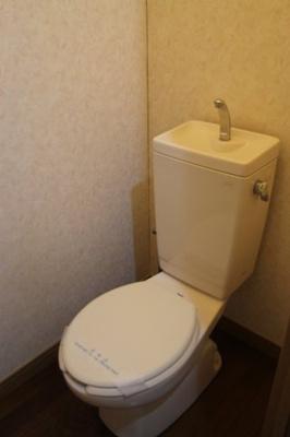 【トイレ】ベルコート104