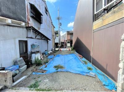 【外観】京都市東山区福稲御所ノ内町