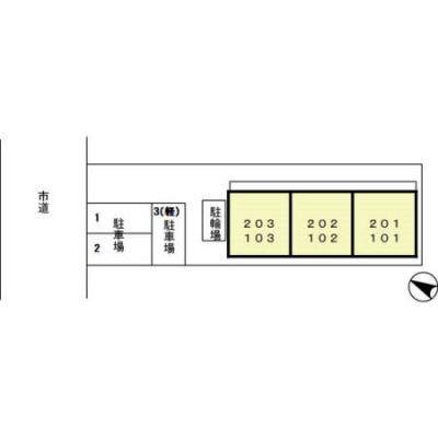 【区画図】エスタシオン