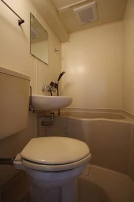 【トイレ】アクティブパレス比治山通り