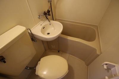【浴室】アクティブパレス比治山通り