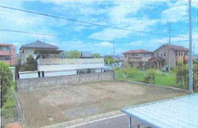【外観】高崎市下中居町の土地