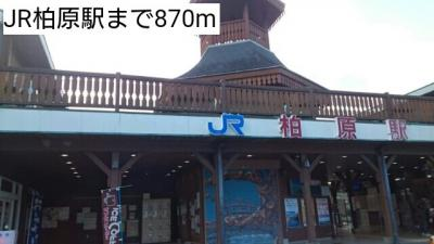 JR柏原駅まで870m