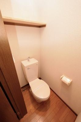 【トイレ】レ・フォレスト・K